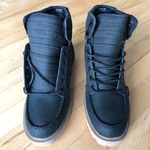 Supra Muska 001 Black Winter Boot